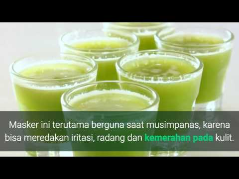 MASKER PENGHILANG JERAWAT DAN BRUNTUSAN!! (crushlicious ) from YouTube · Duration:  3 minutes 1 seconds