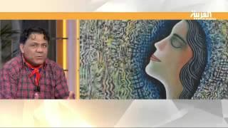"""معرض """"أساطير شهرزاد"""" للفنان العراقي ستار كاووش في دبي"""