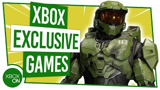 EXCLUSIVE XBOX GAMES coming in 2020 | Xbox Game Studios UPDATE
