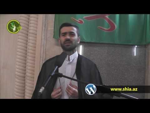 Hacı Samir cümə moizəsi 05052017