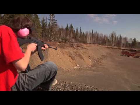 The Dirties Matt and Owen go to a shooting range