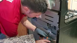 How to Repair an Oven range Not Heating up to Preheated Temperature