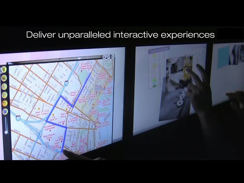 Create Interactive Multi-Display Solutions with Matrox Graphics