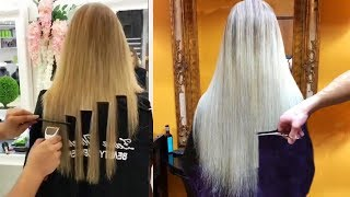 Top 10 Amazing Long Hair Cutting Tutorials Compilations! Long Hairstyle Cut Transformations 2019