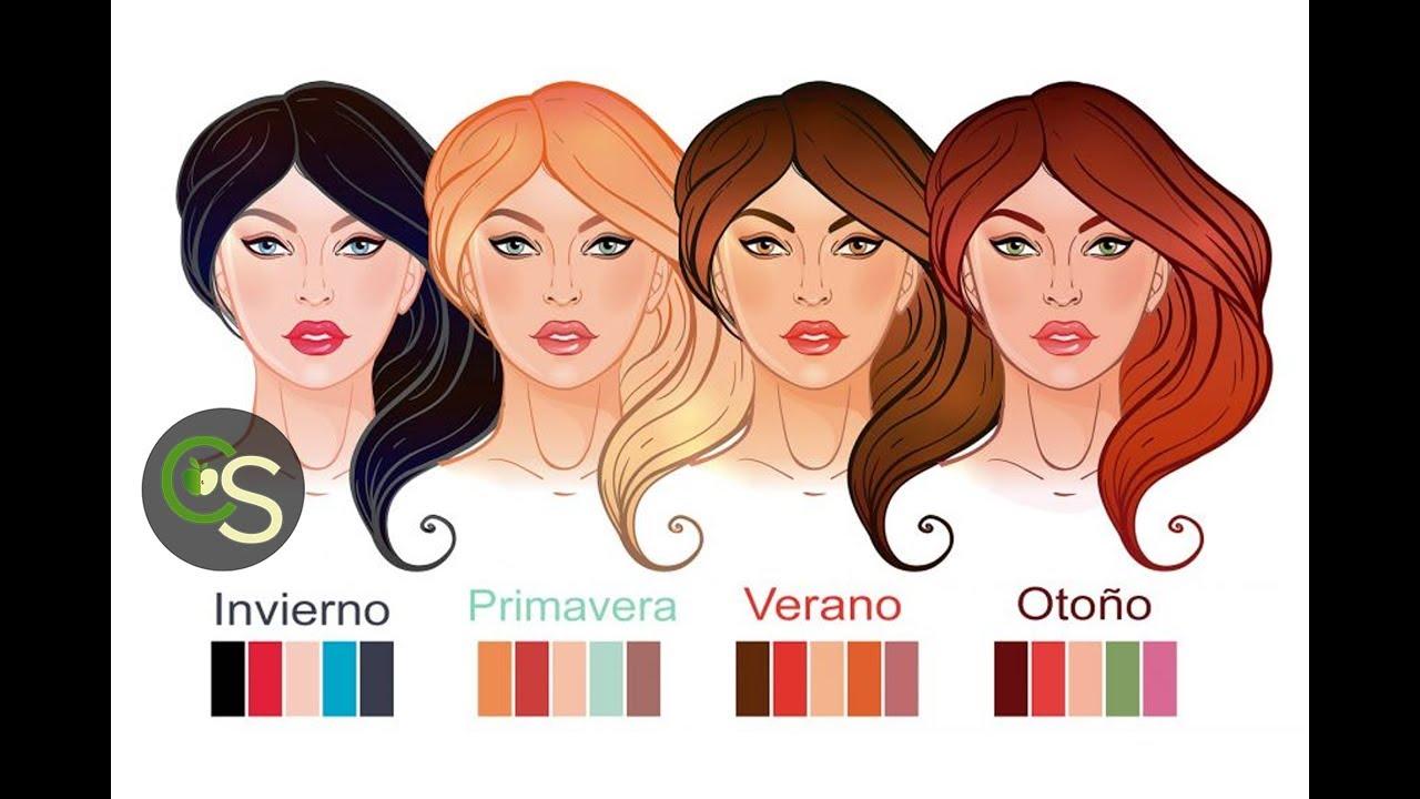 Colores que te favorecen seg n tu tono de piel consejos de salud youtube - Colores que favorecen ...