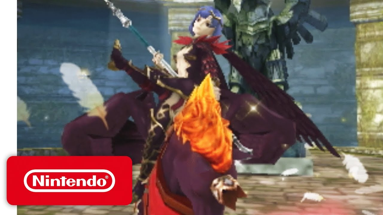 Fire Emblem Echoes: Shadows of Valentia Archives - Nintendo