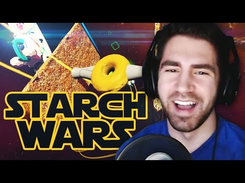 I AM BREAD STARCH WARS - Star Wars Gamemode - (I am Bread Gameplay) Pungence - 동영상