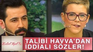 Zuhal Topal'la 164. Bölüm (HD) | İbrahim'in Talibi Havva'dan İddialı Sözler!