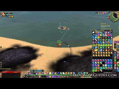 How To Get Fishing To 600 During The Darkmoon Faire & Make Gold (Lowbie & 90 Level)