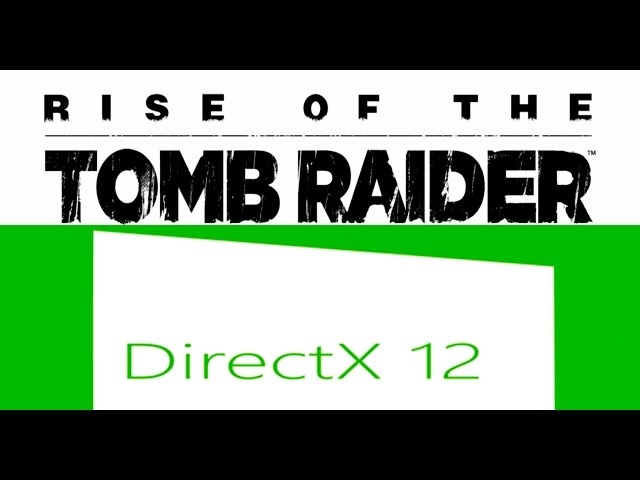 dx12 na GTX 970 Rise of the Tomb Raider