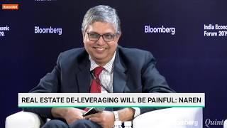 The Cause Of The Economic Slowdown: Bloomberg India Economic Forum 2019