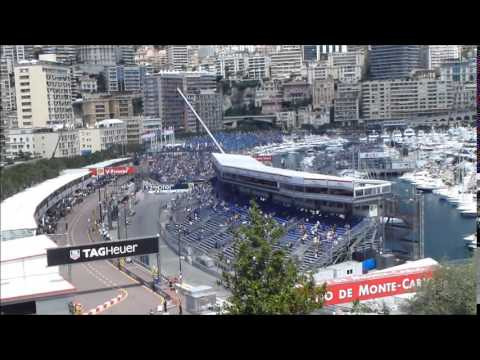 GP F1 Monaco 2013 - Tribune T