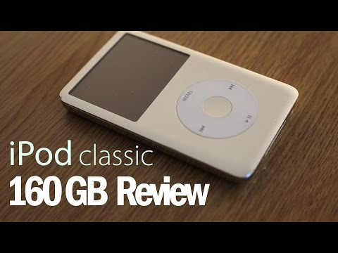 iPod Classic 160gb Review   Best iPod 5 years on?