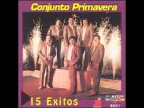 Conjunto Primavera Disco Completo  15 exitos 1995
