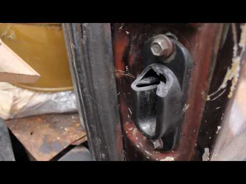 Как решить проблему с фиксацией сдвижной двери Газели 2705