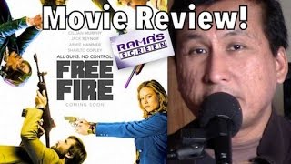 My Review of 'FREE FIRE' | 'Reservoir Dogs' And 'Snatch' And 'Shoot 'Em Up' Had a Baby!