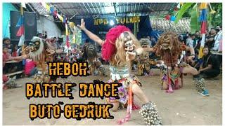 Battle Dance Rampak Buto Gedruk - New Turonggo Seto