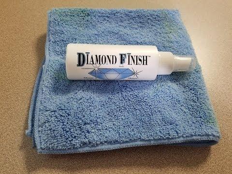 Diamond Finish Cleaner