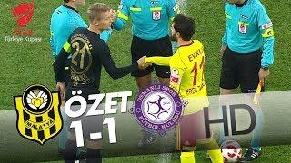 E.Y. Malatyaspor - Osmanlıspor F.K Maçı Özeti