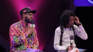 DJ Spinall talks first girlfriend and Kiss on The Bigger Friday Show
