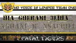 Fatal Tigers 2006 : CHANT  - NGHANI 3LA L7OURYA