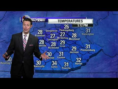 ABC 36 Weather Talk at Crawford Middle School