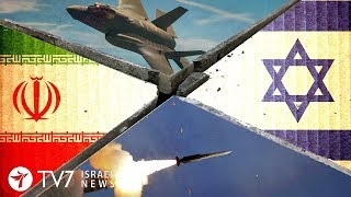 Iran attests to great risk of war with Israel - TV7 Israel News 18.02.19