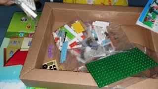 Đập Hộp bộ đồ chơi xếp hình Uptown M38- B0572