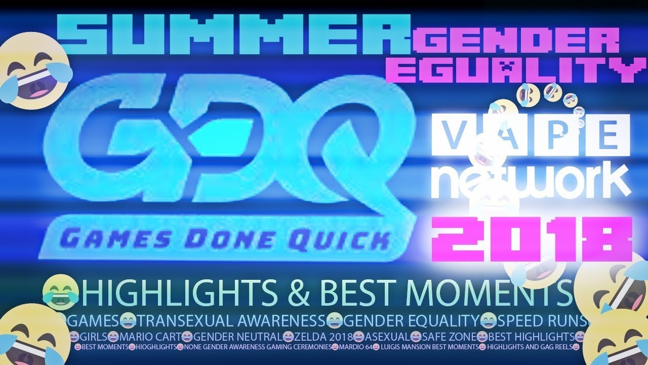 Official Summer Games Done Quick 2019 Highlights Sgdq