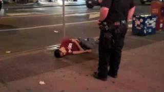 Drunk Stanford student?