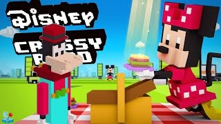 Disney Mickey Mouse and Friends: Minnie Mouse and Horace Characters Unlocked - Disney Crossy Road