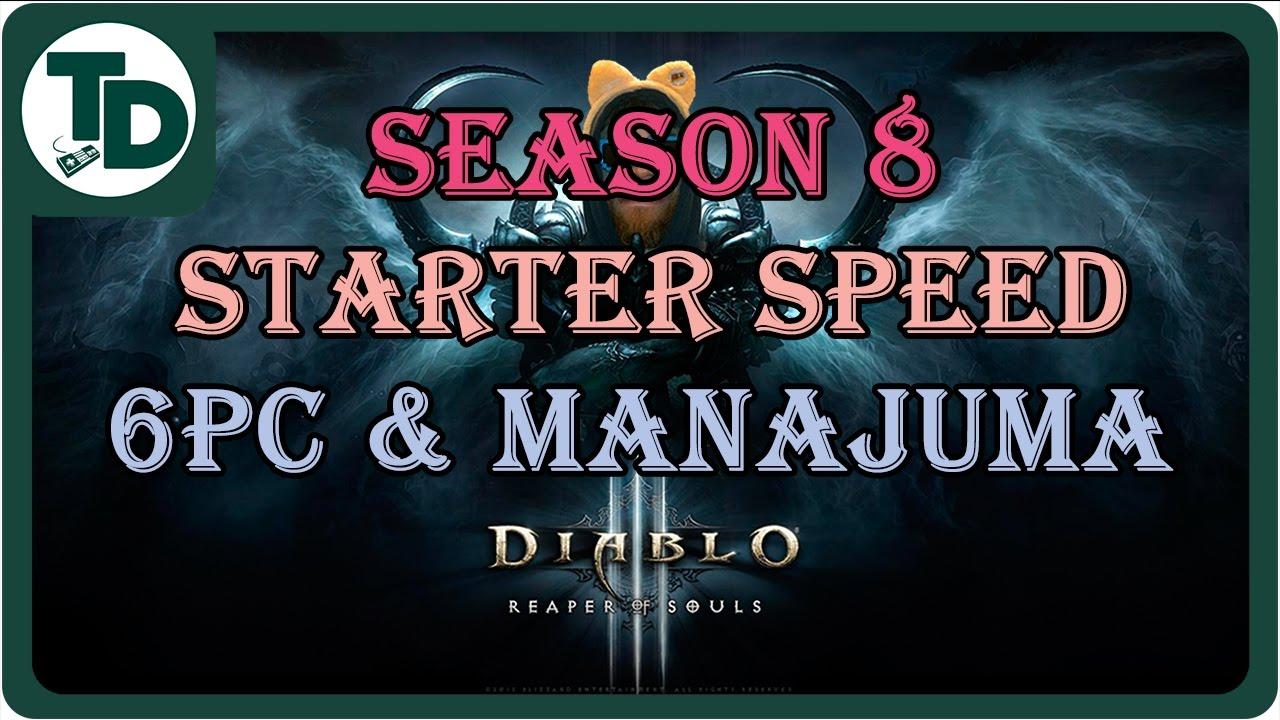 Arachyr Speed Build Season