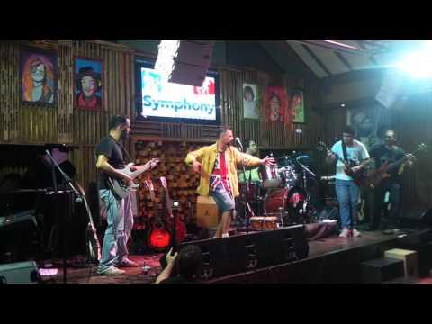 Show de rock em bar de São Paulo