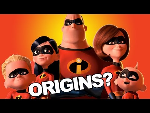 Thumbnail: Pixar Theory: How The Incredibles Got Their Powers