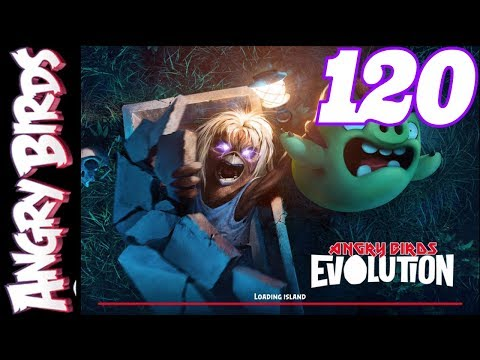 I LOVE THE SORT BY COLOR UPDATE - ANGRY BIRDS EVOLUTION - LET'S PLAY #120