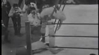 Giant Baba VS Fritz Von Erich(1966) Part1
