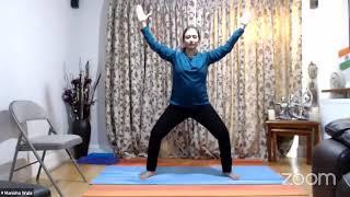22-01-2021 - Yoga With Manishaben Wala