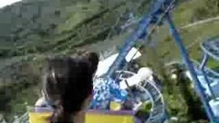 Hualien Ocean Park Roller Coaster