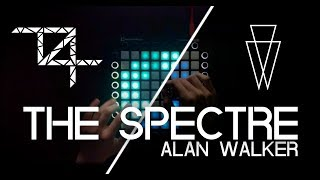 Video Alan Walker - The Spectre | T4sh ✕ Nyrk | Launchpad Cover download MP3, 3GP, MP4, WEBM, AVI, FLV Agustus 2018