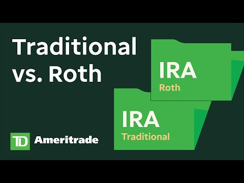 Traditional and Roth IRAs | Simple Steps for a Retirement Portfolio Course