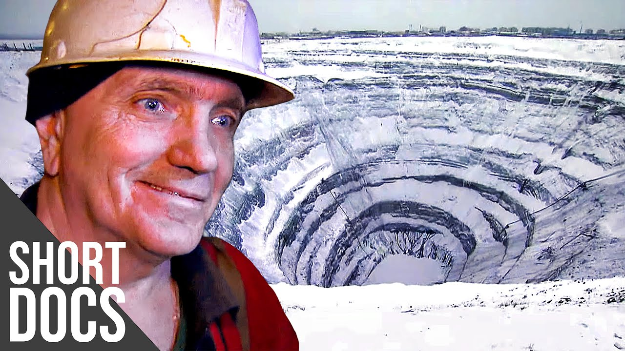 Download Diamond Mining - Inside the Largest Mine in the World | Free Documentary Shorts