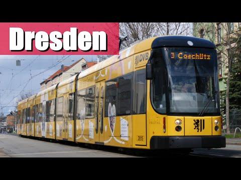 [Doku] Straßenbahn Dresden (2017)
