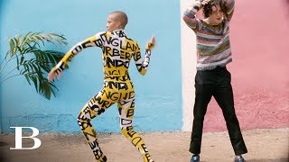 Discover Adwoa in Ghana | Juergen Teller And Adwoa Aboah For Burberry