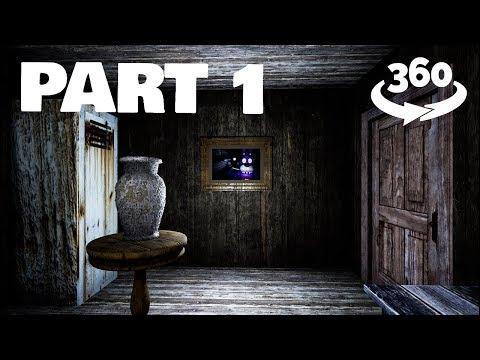360 Video || Granny is Bonnie VR