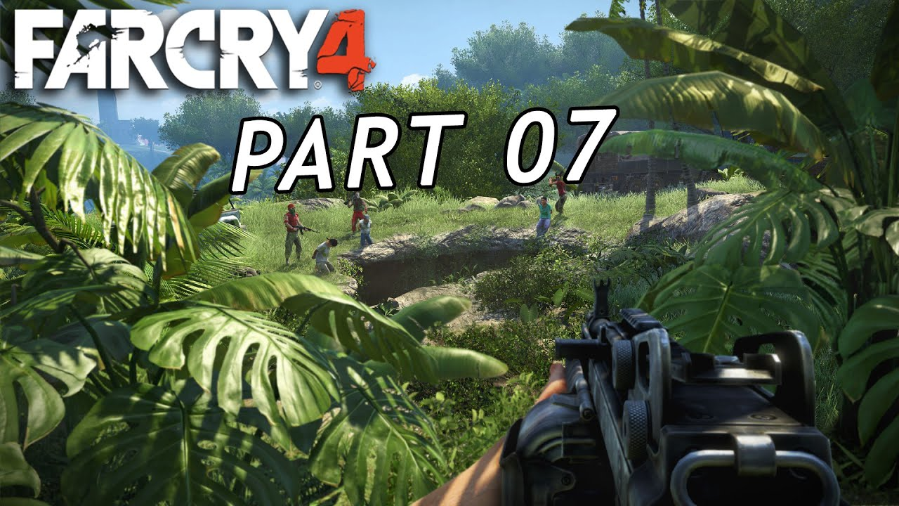 "Far Cry 4: Walkthrough Part 7, ""Far Cry Walkthrough ..."