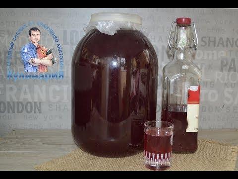 Как сделать очень вкусный ликер из вишни в домашних условиях