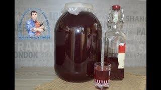 ликер из вишни в домашних условиях рецепт на водке