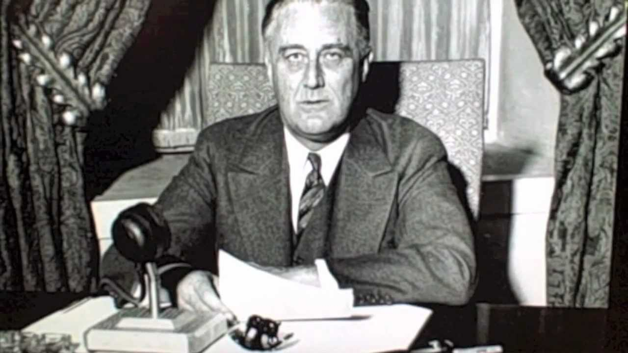 fdr infamy speech Pearl harbor address to the nation  1941 -- a date which will live in infamy  audio source for fdr speech:.
