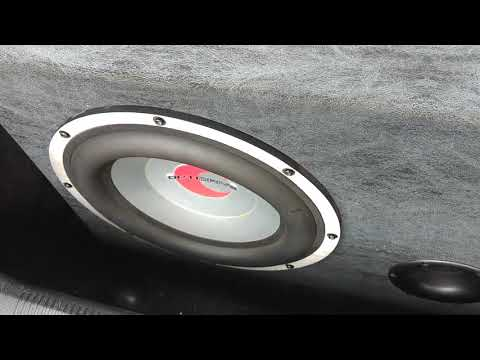 Subwoofer Optidrive Lanzar 1100Rms