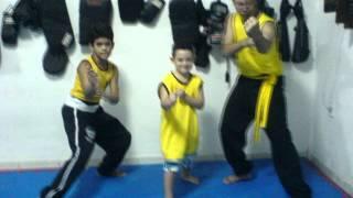 Aula de Kung fu para Crianças - Mossoró - Fone: 9606 - 4608